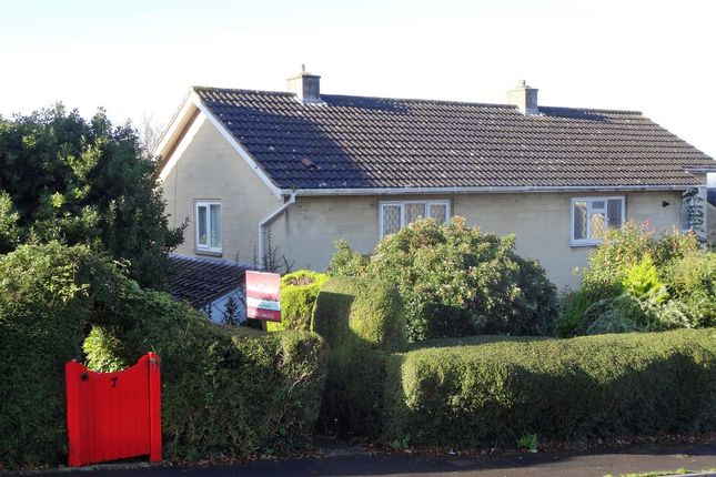 Thumbnail Semi-detached house for sale in Sheridan Road, Twerton, Bath