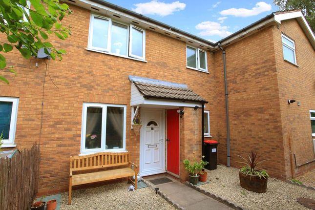 Thumbnail Terraced house for sale in Marlborough Way, Telford