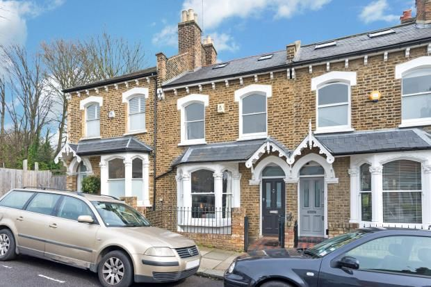 Thumbnail Terraced house for sale in Orchard Road, Highgate, London