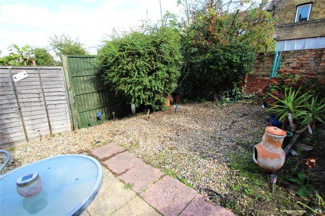 Garden of Coxwell Road, Plumstead, London SE18
