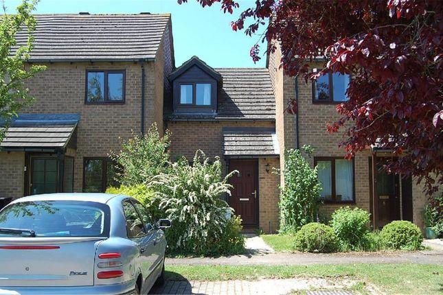Thumbnail Terraced house to rent in Mercury Court, Bampton, Oxfordshire