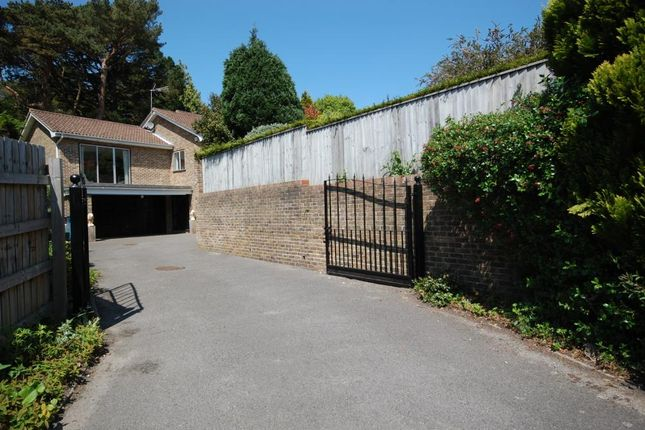 Thumbnail Detached house for sale in Branksome Park, Poole, Dorset