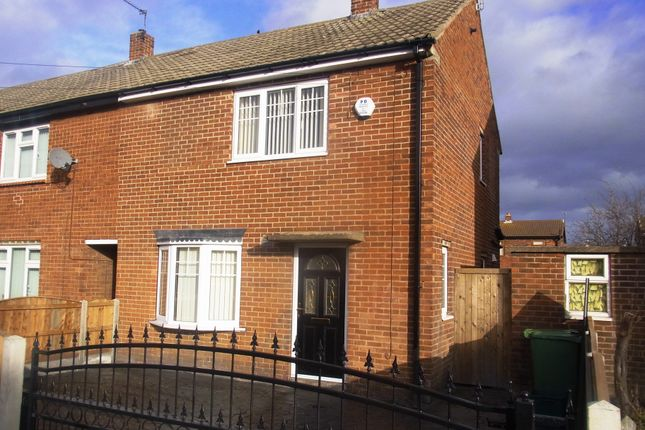 Thumbnail Town house to rent in Crossman Drive, Altofts