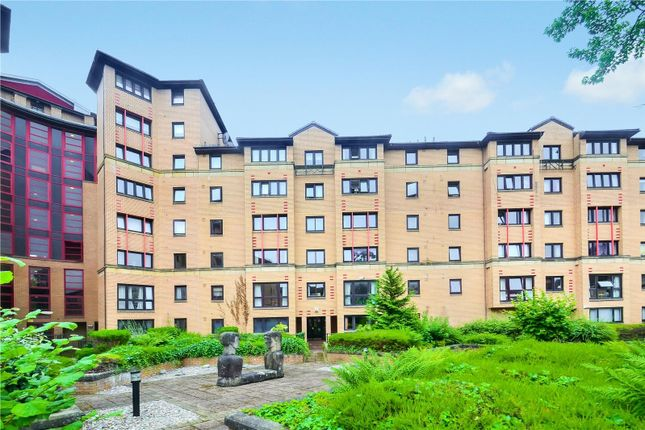 Thumbnail Flat for sale in Albany House, 3 Parsonage Square, Merchant City