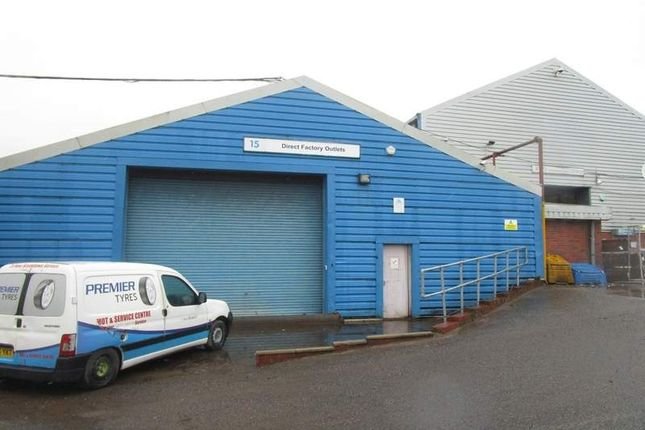 Thumbnail Light industrial to let in Gws Industrial Estate, Leabrook Road, Wednesbury