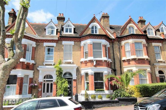 Thumbnail Terraced house for sale in Trinity Avenue, Westcliff-On-Sea, Essex