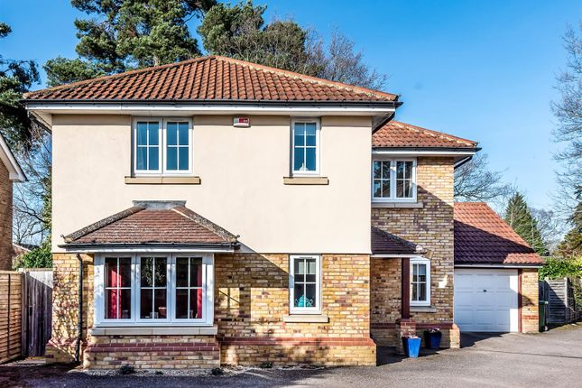 Thumbnail Detached house for sale in Barwell Close, Crowthorne, Berkshire