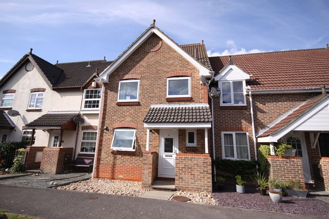 Thumbnail Terraced house for sale in Clydesdale Road, Whiteley, Fareham