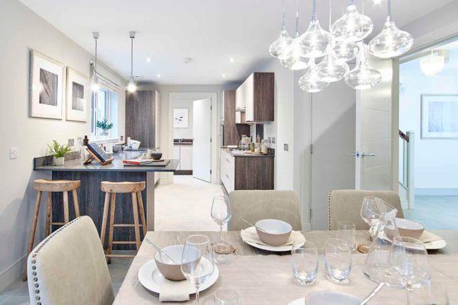 "Thumbnail Detached house for sale in ""Elliot Garden Room"" at Beech Path, East Calder, Livingston"