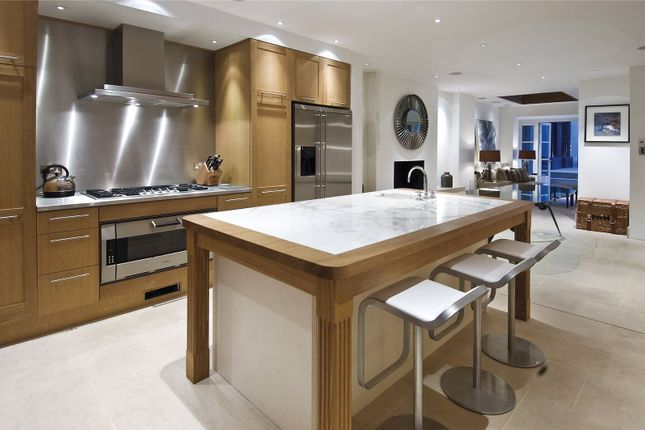 Kitchen of Hollywood Road, London SW10