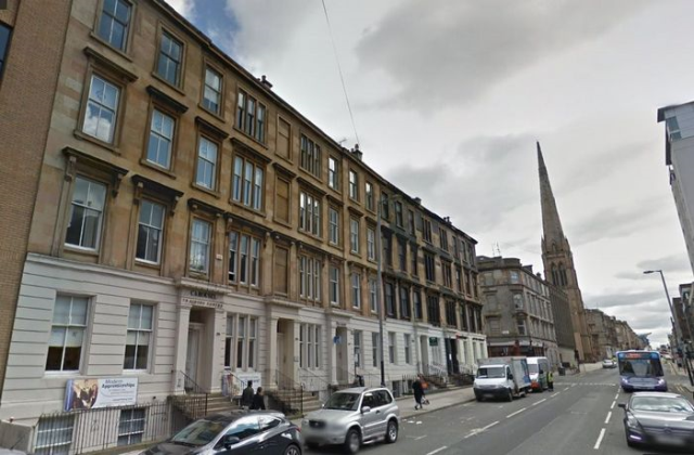 Thumbnail Flat to rent in Bath Street, City Centre G2,