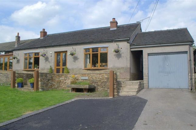 Detached bungalow to rent in Buxton Road, Longnor, Derbyshire