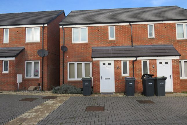 3 bed end terrace house for sale in Guardian Way, Luton LU1