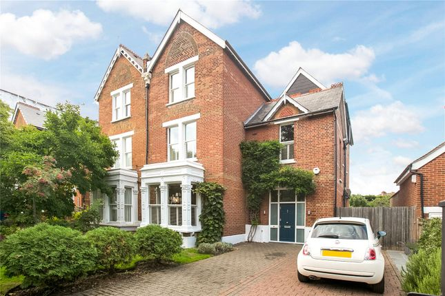 Thumbnail Semi-detached house for sale in Shaa Road, London