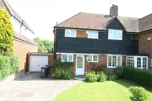 Thumbnail Detached house to rent in Cotswold Way, London