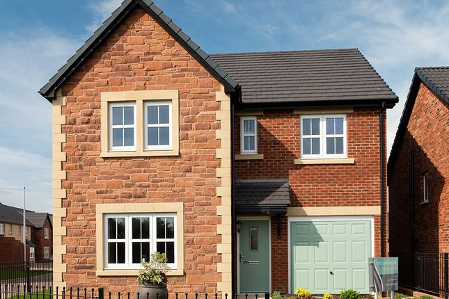 """Thumbnail Detached house for sale in """"Sanderson"""" at Low Lane, Acklam, Middlesbrough"""
