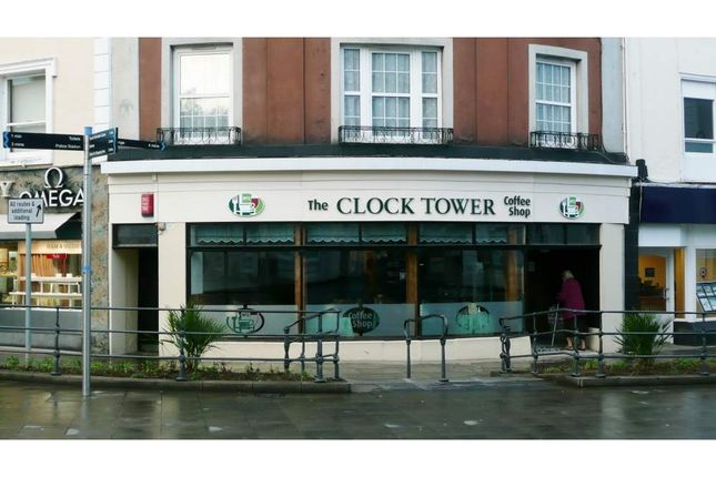 Thumbnail Restaurant/cafe for sale in Clock Tower Coffee Shop, Newton Abbot