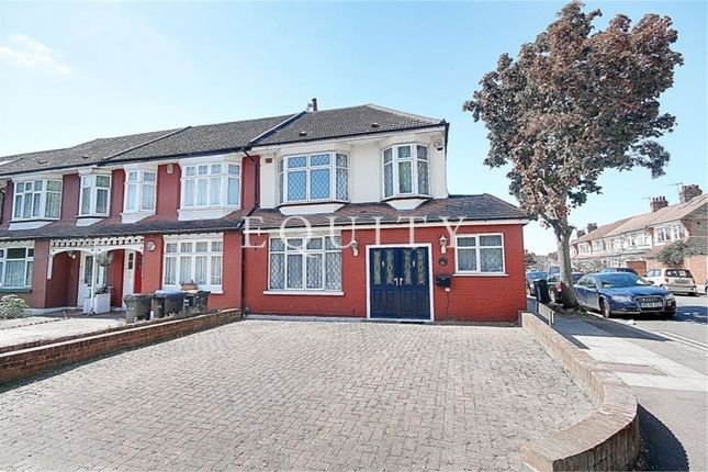 Thumbnail End terrace house for sale in Hazelwood Lane, Palmers Green