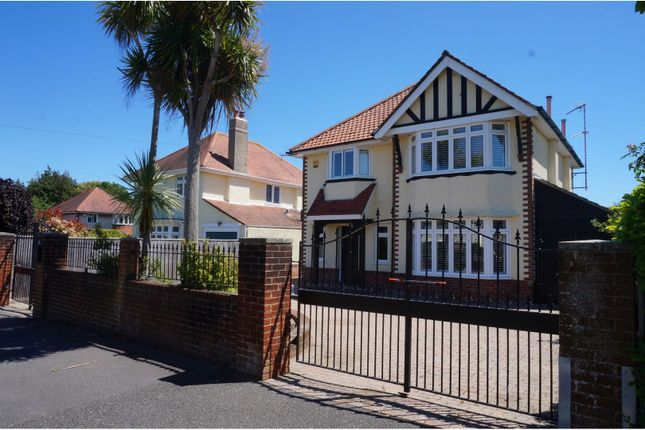 Thumbnail Detached house for sale in Meon Road, Bournemouth