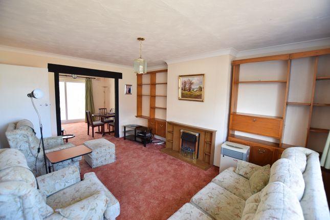 Lounge of Seaville Drive, Pevensey Bay BN24