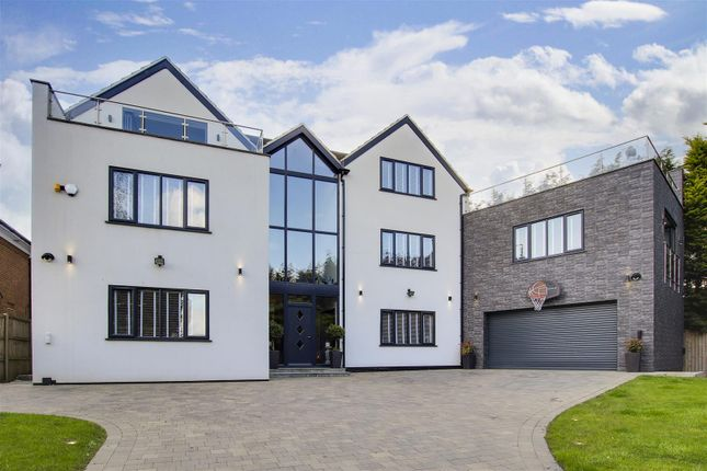 Thumbnail Detached house for sale in Spring Lane, Mapperley, Nottinghamshire