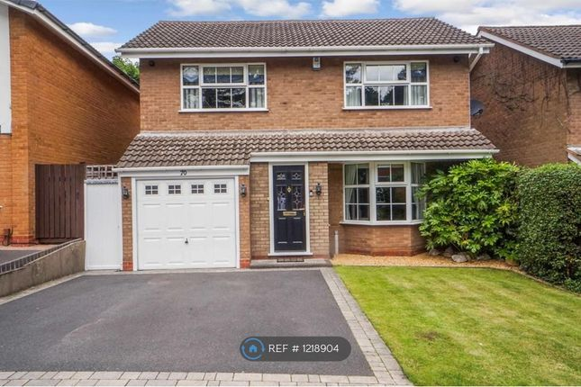 Thumbnail Detached house to rent in Kingsleigh Drive, Birmingham
