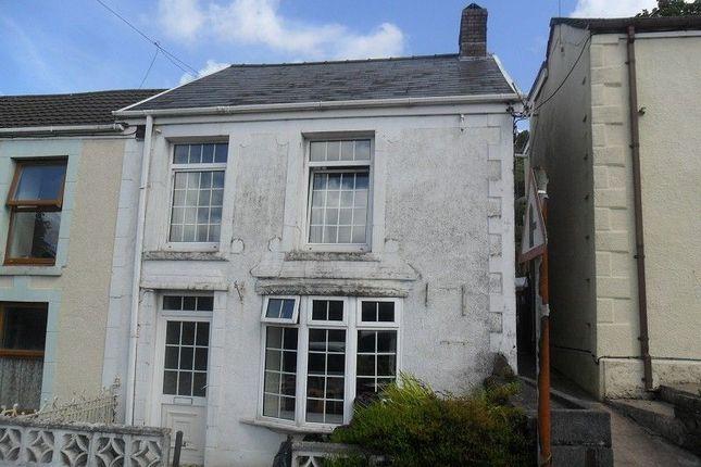 Thumbnail Semi-detached house for sale in Alltwen Hill, Alltwen, Pontardawe.