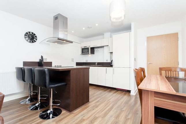 Thumbnail Flat for sale in Torre Vista, 45 Loampit Vale, Leiwsham, London