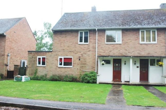 Thumbnail Semi-detached house to rent in Abingdon, Oxfordshire