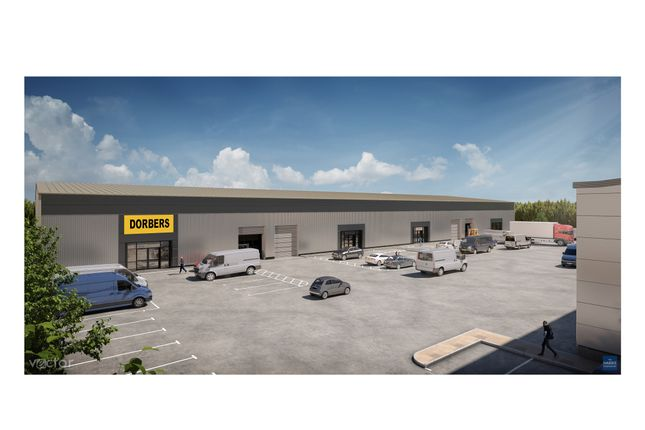Thumbnail Industrial to let in 3 Beacon Trade Park, Beacon Hill Road, Fleet
