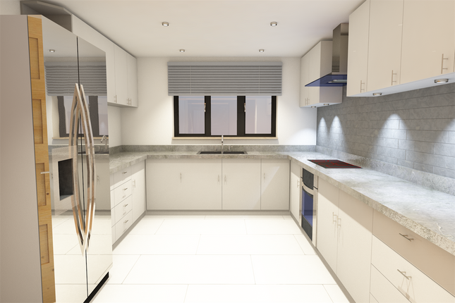 Kitchen of Spring Gardens, West Molesey KT8