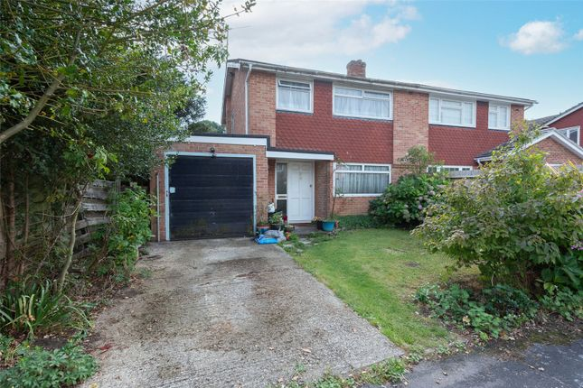 3 bed semi-detached house for sale in Bow Grove, Sherfield-On-Loddon, Hook RG27