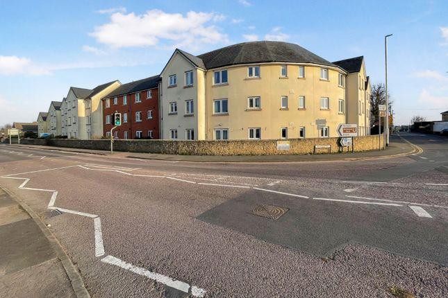 Thumbnail Flat for sale in Cobbett Court, Hammond Close, Highworth, Wiltshire
