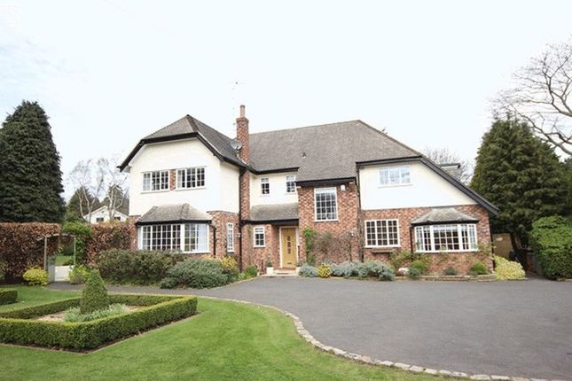 5 bed detached house for sale in Long Hey Road, Caldy, Wirral
