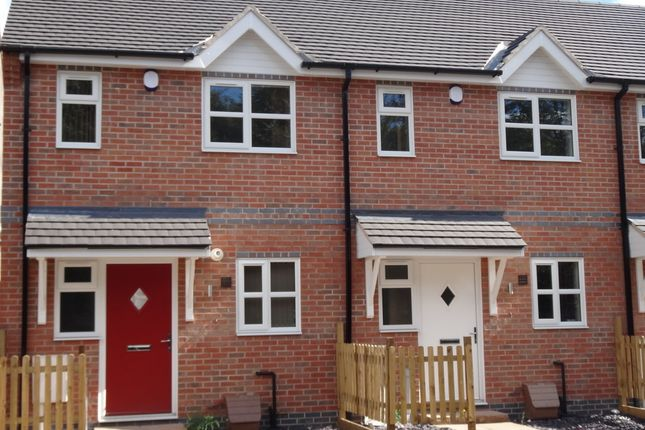 Thumbnail Terraced house to rent in Barkby Road, Rushey Mead, Leicester