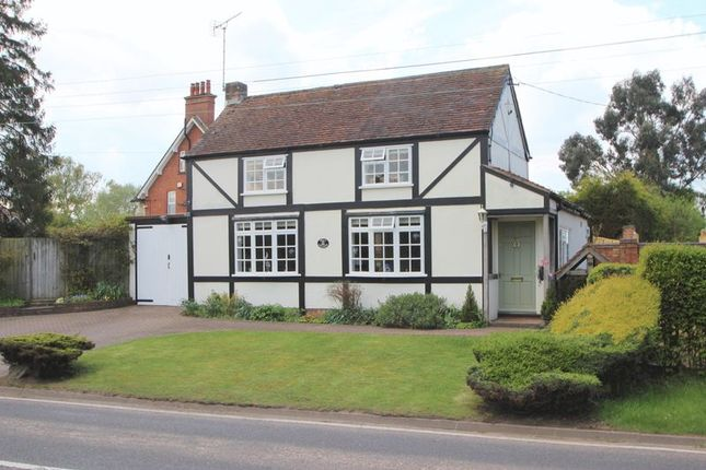 Thumbnail Cottage for sale in Hunger Hill, Henley-In-Arden
