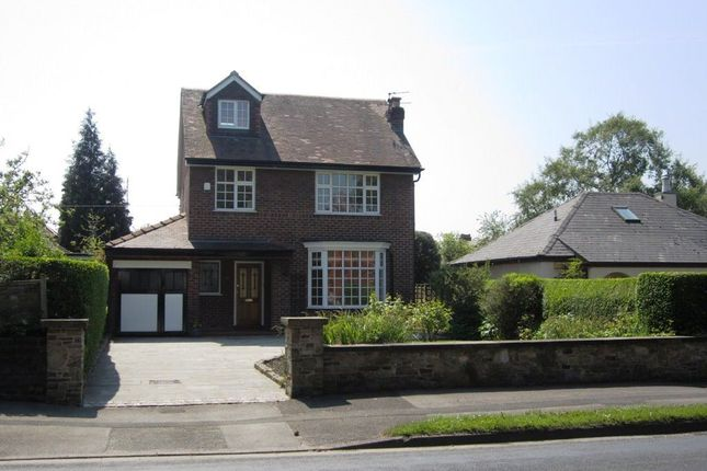 Thumbnail Detached house to rent in Manor Close, Cheadle Hulme, Cheadle