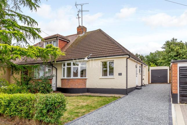Thumbnail Bungalow for sale in Delta Road, Hutton, Brentwood