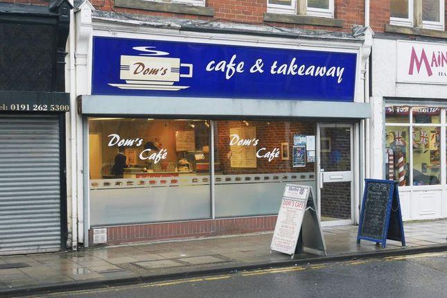 Photo 11 of Dom's Cafe & Takeaway, 18 High Street East, Wallsend NE28