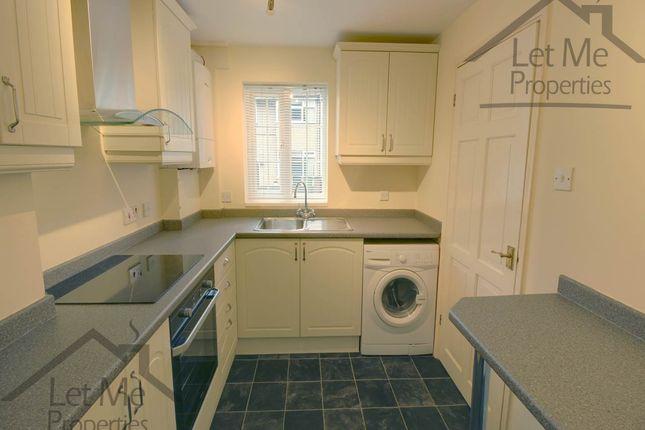Wynchlands Crescent - Kitchen Two- Wm