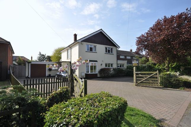 Thumbnail Detached house for sale in East Road, West Mersea, Colchester