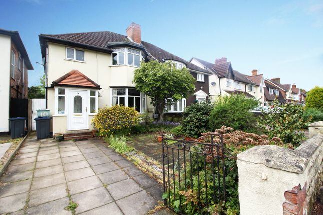 Thumbnail Semi-detached house for sale in Gipsy Lane, Birmingham, West Midlands
