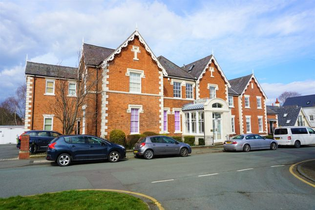 Thumbnail Flat for sale in Victoria Crescent, Chester