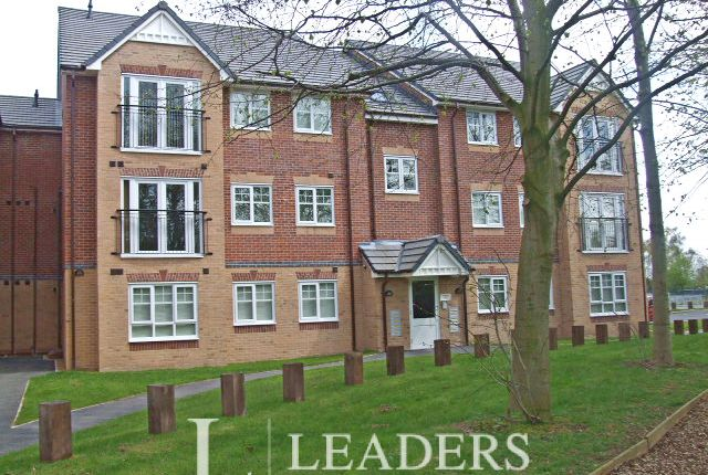 2 bed flat to rent in Richmond Court, Hartford CW8