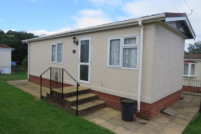 Thumbnail Mobile/park home for sale in Goodrington Orchard, Hookhills Road, Paignton