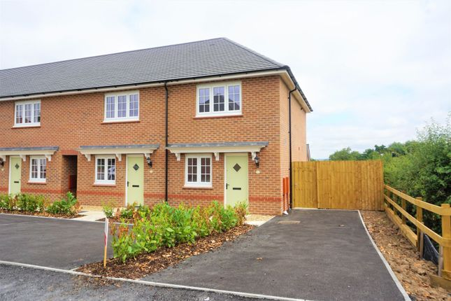 Thumbnail End terrace house for sale in 11 Shire Way, Tattenhall, Chester