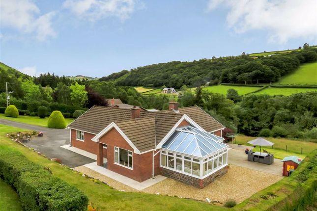 Thumbnail Bungalow for sale in Maes Y Felin, Glan Y Nant, Llanidloes, Powys