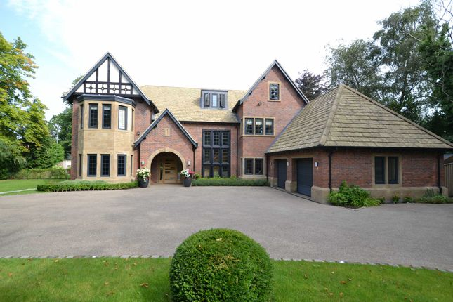 Thumbnail Detached house to rent in Prestbury Road, Wilmslow
