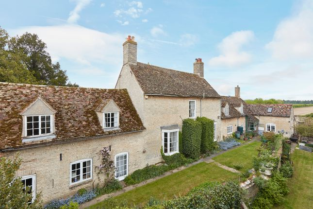 Thumbnail Detached house for sale in Snailwell Road, Chippenham, Ely
