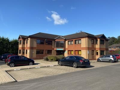 Thumbnail Office to let in Part Ground Floor, Fusion House, Black A Van Court, Caerphilly